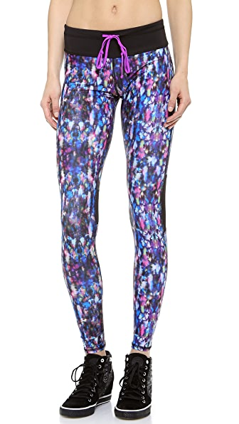 C&C California C&C Sport Print Velocity Tight Leggings