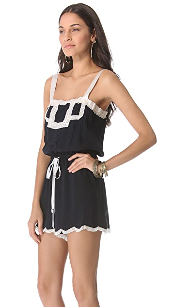 Candela Vallerie Playsuit