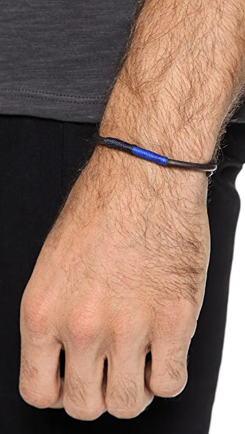 Caputo & Co. Color-Blocked Bracelet