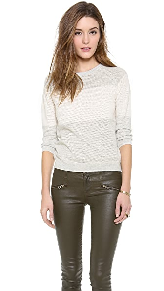 Cardigan Rene Raglan Sweater