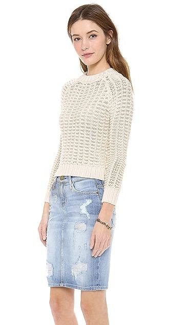 Cardigan Eva Raglan Sweater