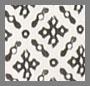 White Tile Print