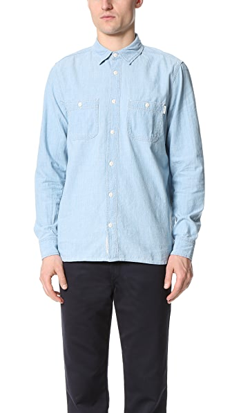 Carhartt WIP Stone Bleached Clink Shirt