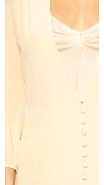 Carmella Emeline Silk Dress