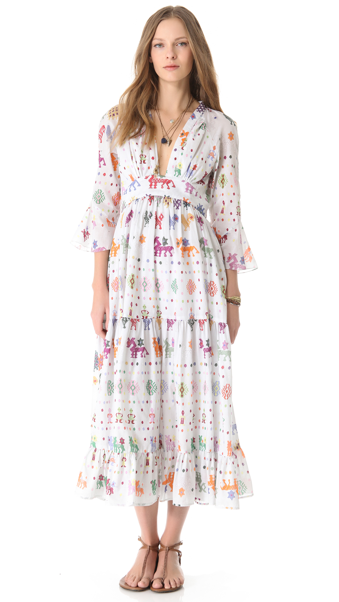 Carolina K Vintage Maxi Dress - SHOPBOP