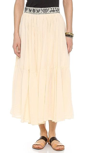 Carolina K Peasant Skirt
