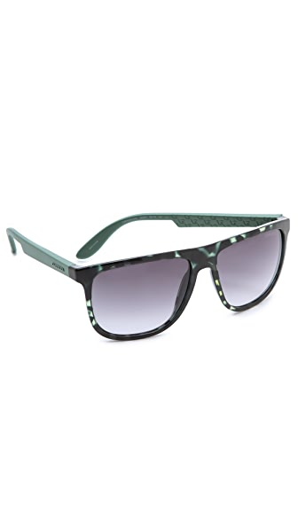 Carrera 5003 Sunglasses with Grey Gradient Lens