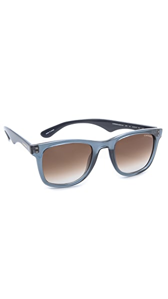 Carrera 6000 Series Grey Transparent with Brown Gradient Lens