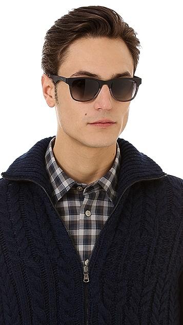 Carrera Sunglasses with Gradient Lenses