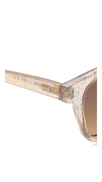 Carrera Carrera by Jimmy Choo Transparent Sunglasses