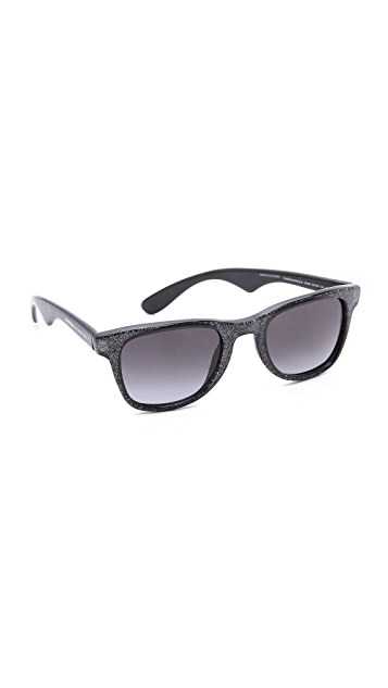 Carrera Carrera by Jimmy Choo Glitter Sunglasses