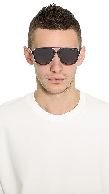 Carrera Aviator Sunglasses