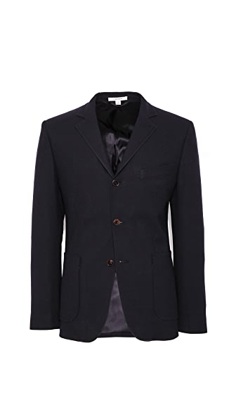 Carven Panama 3 Button Blazer