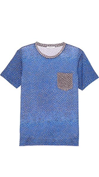 Carven Mini Dot Tee
