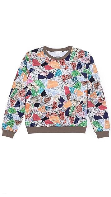 Carven Mosaic Sweatshirt