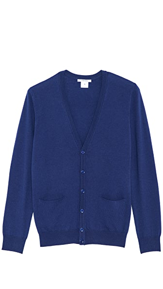 Carven Patch Cardigan