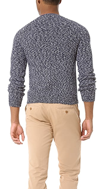 Carven Marled Sweater