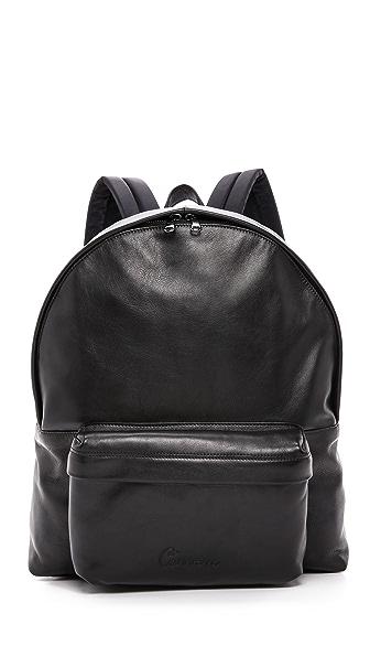 Carven Leather Backpack