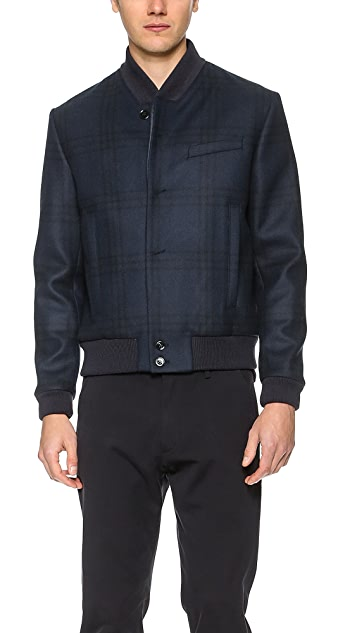 Carven Wool Bomber Jacket