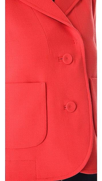 Carven Patch Pocket Jacket