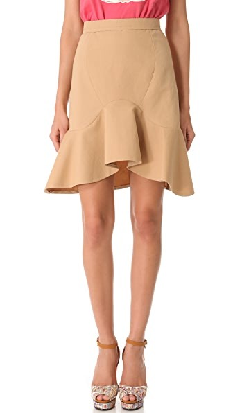 Carven Structured Skirt
