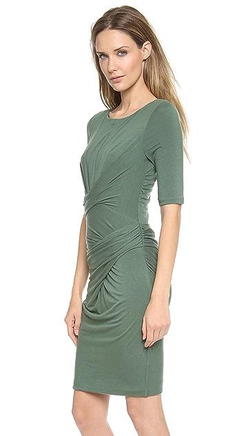 Carven Jersey Dress