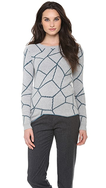 Carven Puzzle Sweater