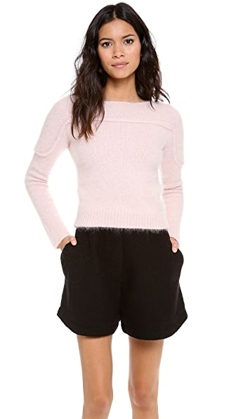 Carven Angora Sweater