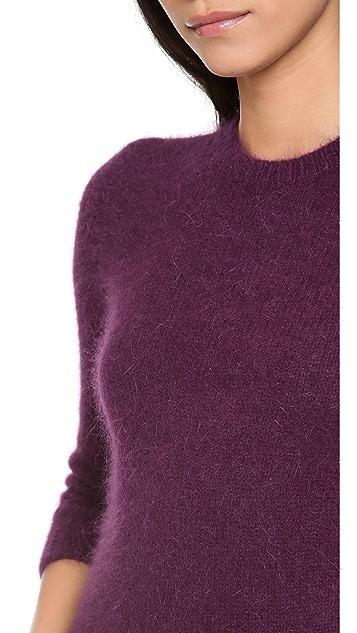 Carven Angora Sweater