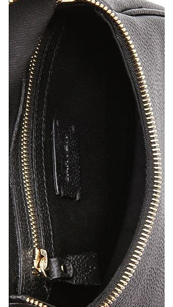 Carven Leather Handbag