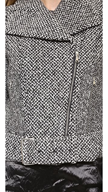 Carven Tweed Jacket