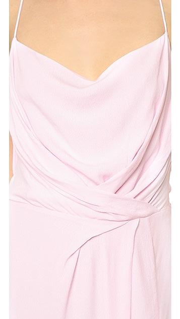 Carven Drape Gown