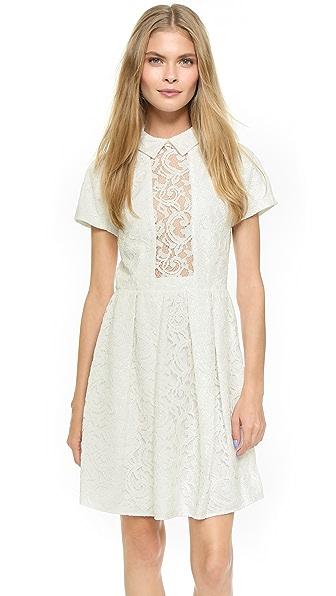 Carven Lace Dress