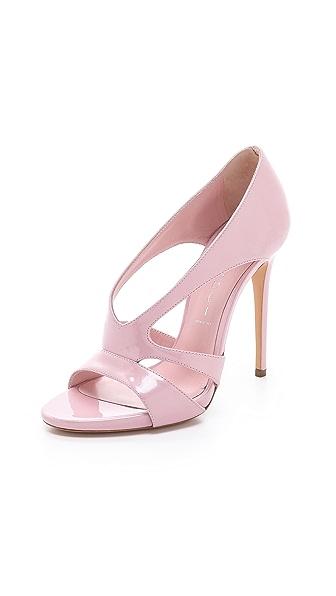 Casadei Patent Leather Sandals