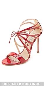 Cut Out Sandals                Casadei