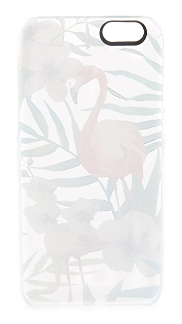 Casetify Tropical Flamingo iPhone 6 / 6s Case