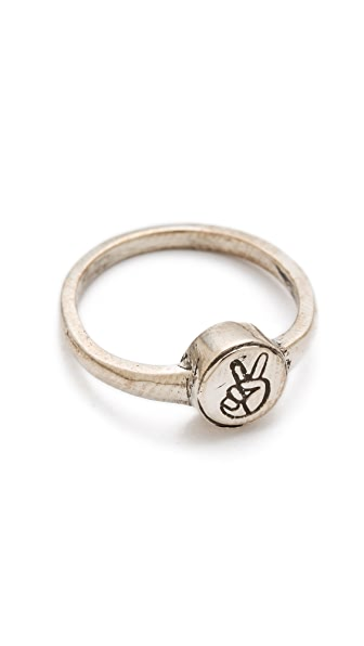 Cast of Vices Peace Ring