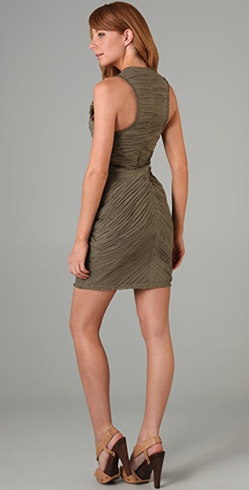 Catherine Malandrino Deep V Dress