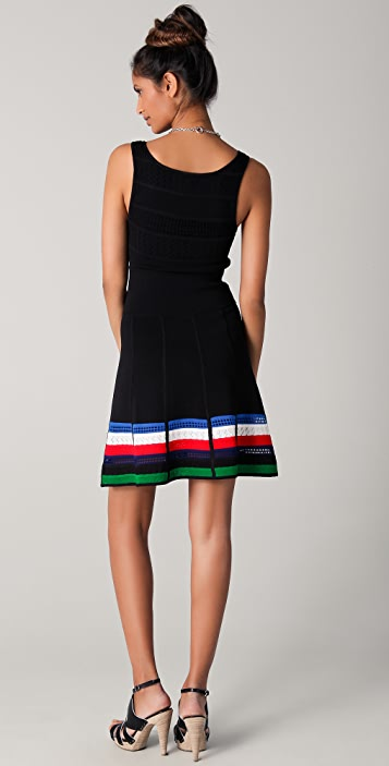 Catherine Malandrino Sleeveless Tank Dress