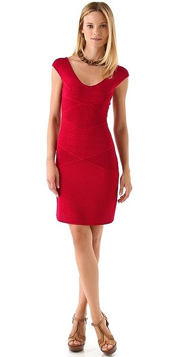 Catherine Malandrino Knit Dress