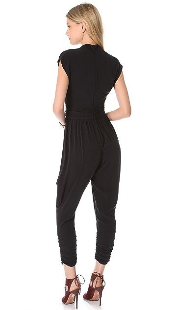 Catherine Malandrino Favorite Cap Sleeve Jumpsuit