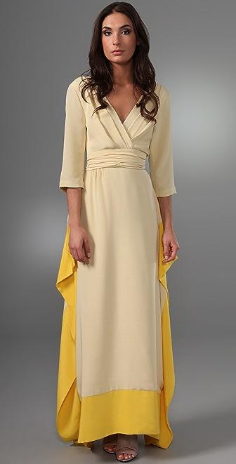 Chris Benz Evelyn Long Dress