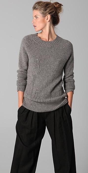 Chris Benz Houston Cashmere Sweater