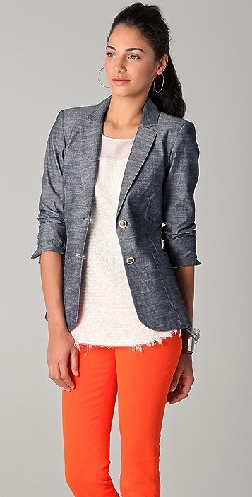 Chris Benz Royal Jacket