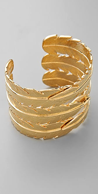 CC SKYE Feather Cuff