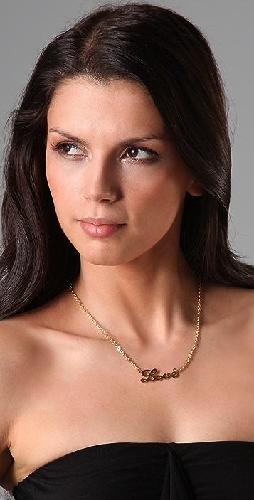 CC SKYE Love Necklace