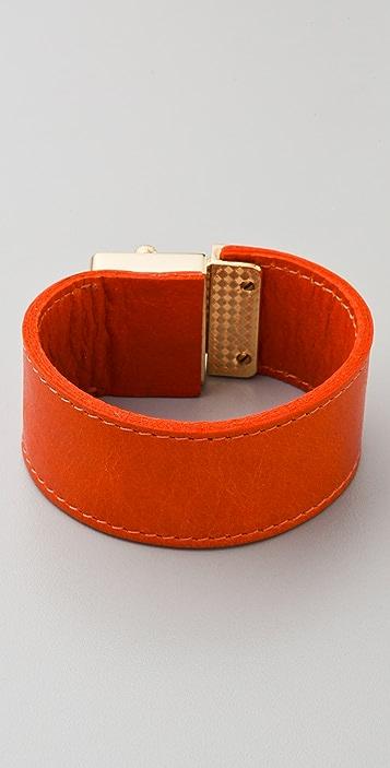 CC SKYE Kenzie Lock Bracelet