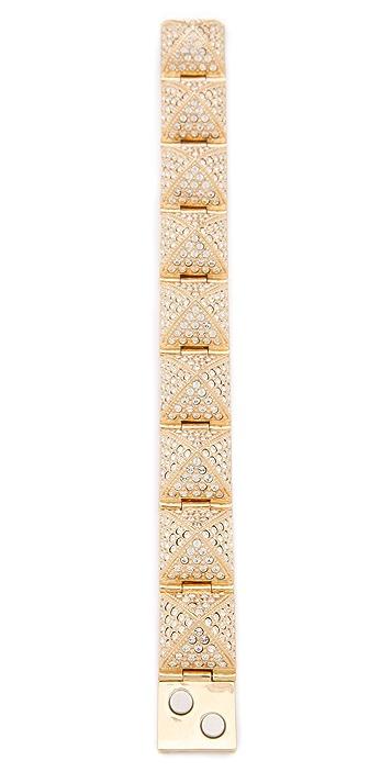 CC SKYE Stud Hinged Bracelet