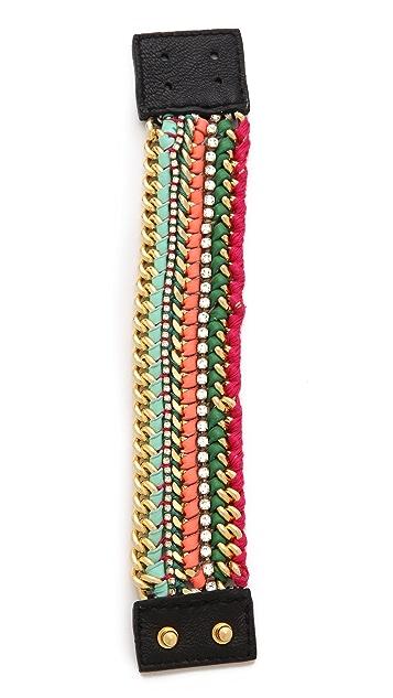 CC SKYE Camp Skye Woven Bracelet