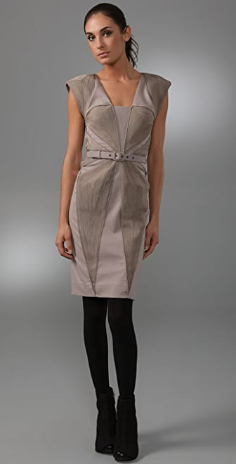 Catherine Deane Ikram Short Dress